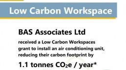 Low Carbon Workspace