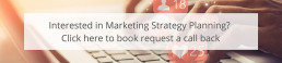 Marketing Strategy Planning Call back banner