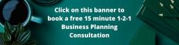Business Planning Consultation